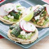 tacos guacamole grelhado abobrinha [] com a receita